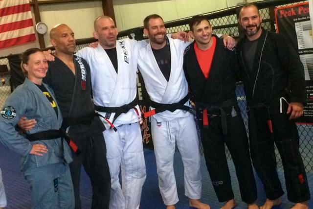 Peak BJJ black belts