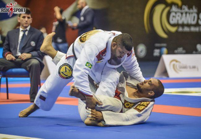 Ricardo Evangelista e Porfírio reinam com ouro duplo no Grand Slam de Jiu-Jitsu do Rio