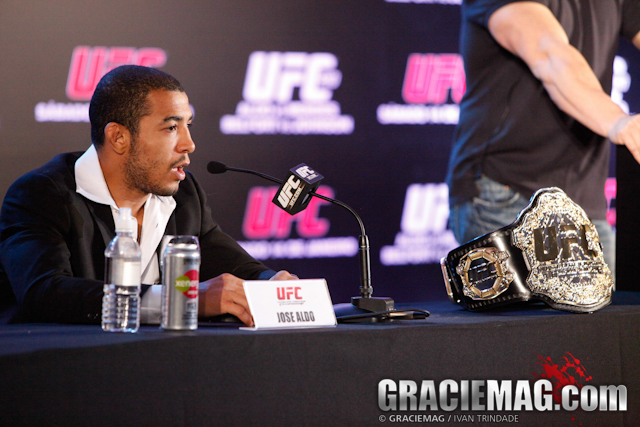 Does Aldo deserve an immediate rematch against McGregor?