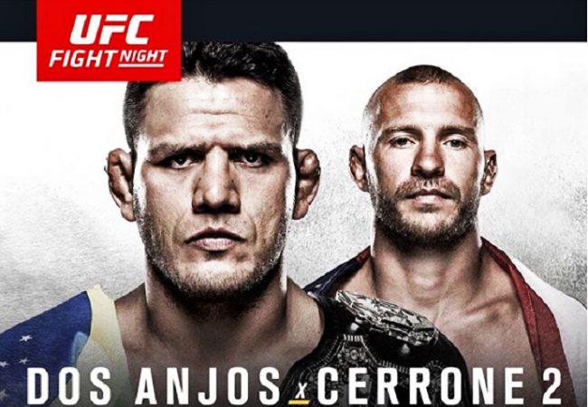 """UFC: Dos Anjos garante vitória contra Cerrone: """"Cinturão fica com a gente"""""""