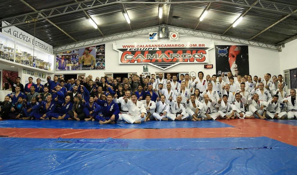 Academia Calasans Camargo em 2015