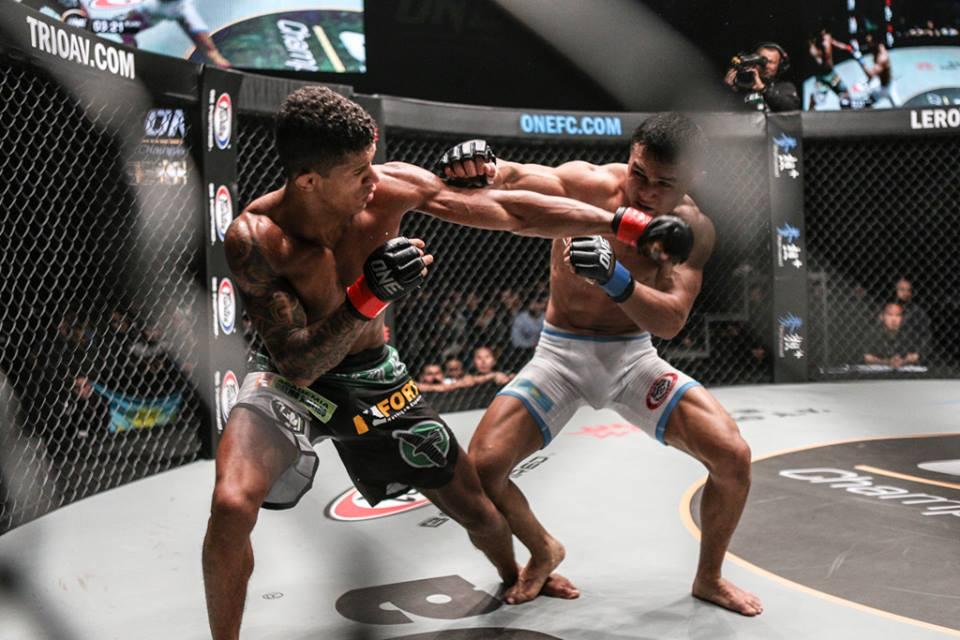 """Adriano """"Mikinho"""" Moraes se diz determinado a recuperar sua cinta na revanche imediata. Foto: Divulgação"""