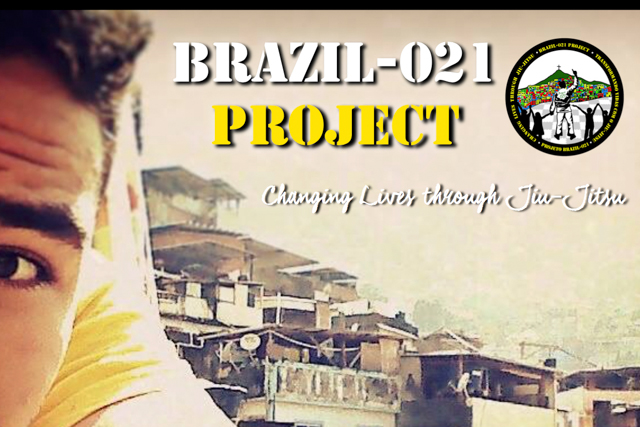 Donate to Brazil 021 Project and help kids reach their potential through Jiu-Jitsu