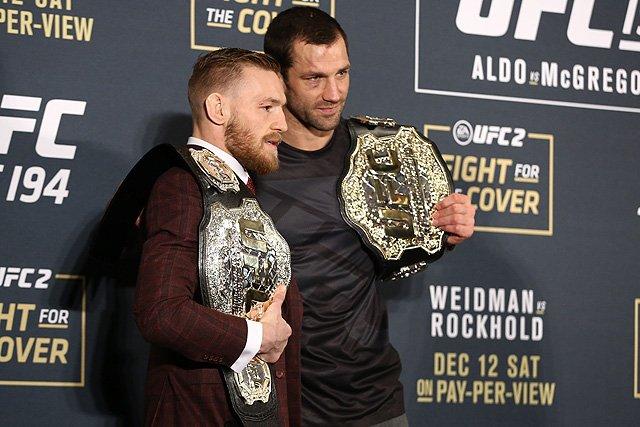 UFC194: McGregor nocauteia Aldo e Rockhold supera Weidman; Demian dá show de Jiu-Jitsu