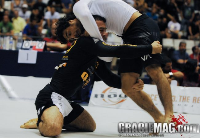 Clássicos do Jiu-Jitsu: O emocionante duelo de Marcelinho e Kron no ADCC