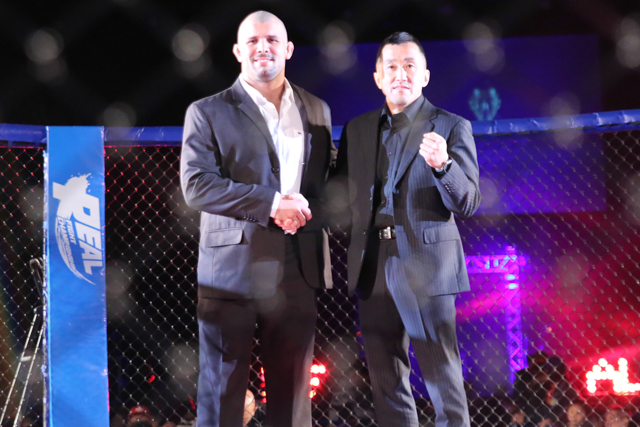 Rodolfo signs with Real Fight Championship for MMA debut on the fall of 2016