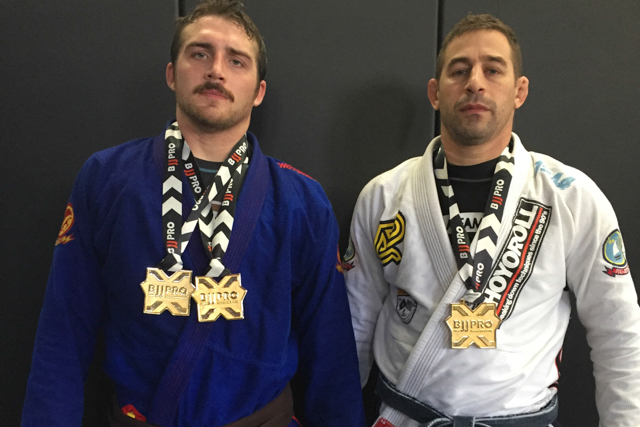 BJJ United's Jared Weiner celebrates strong results at the 2015 NY BJJ Pro