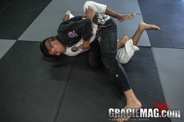 Tech Tuesday: pass the spider guard with Michael Liera Jr.