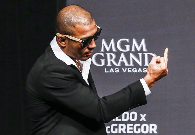 """Vídeo: José Aldo pede liberação do UFC independente das cifras: """"Não vou me vender"""""""