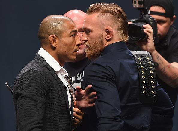 José Aldo quer a revanche contra MCGregor a todo custo. Foto: UFC/Divulgação