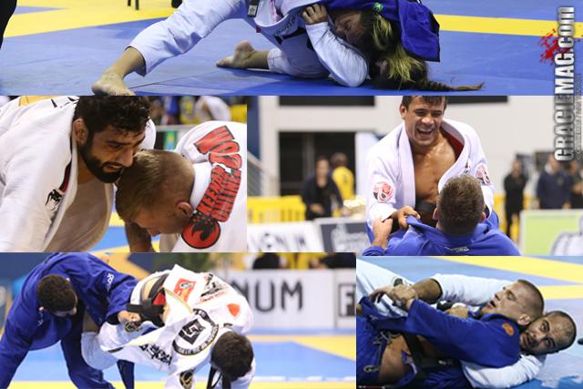 Você escolhe: Qual foi o melhor duelo de Jiu-Jitsu do ano de 2015?