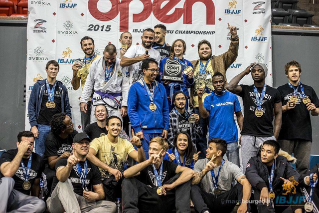 Toronto BJJ celebrates year of success on the mats in Canada