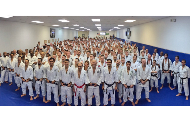 Valente Bros graduate first two female black belts during ceremony that gathered 500+ students