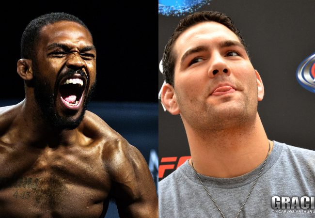 Algoz de Weidman e adversário de Jones antes da fama em ação no MMA nacional