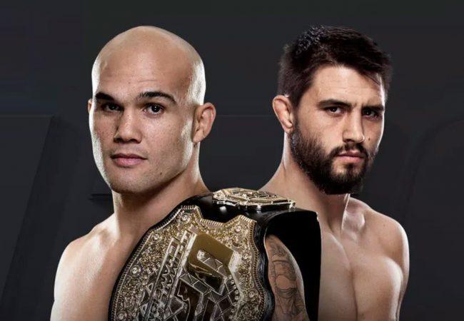 Vídeo: Os treinos de Robbie Lawler e Carlos Condit para o primeiro UFC de 2016