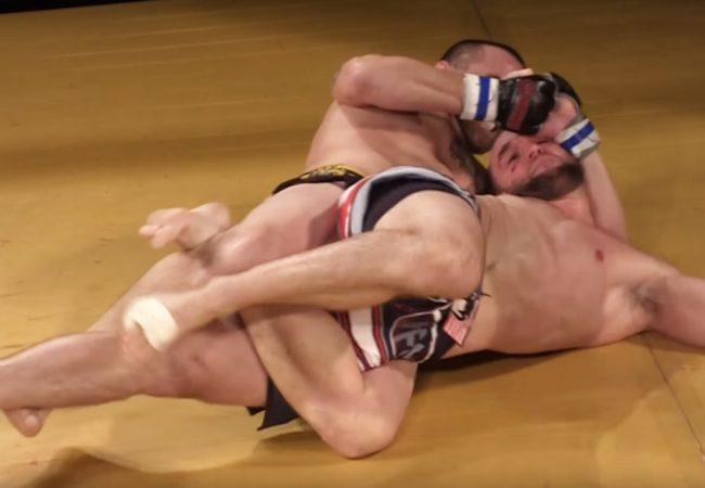 Vídeo: Estude o twister com esta torção que deu certo no MMA