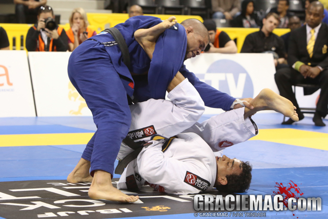 Andre Galvão keeps the fire burning 11 years after his first Worlds as a black belt