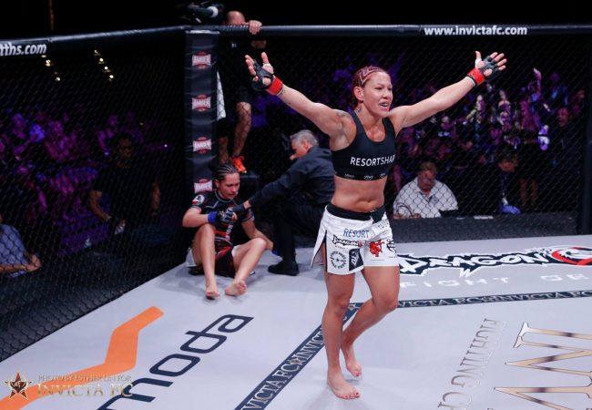 USADA notifica Cris Cyborg por uso de diurético; atleta se defende