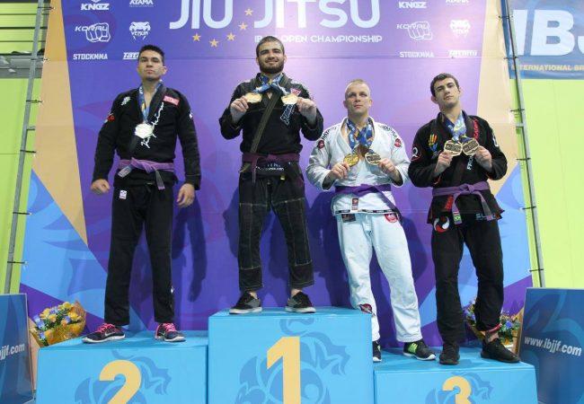 Europeu 2016: Gustavo Batista repete ouro duplo; confira os destaques do segundo dia