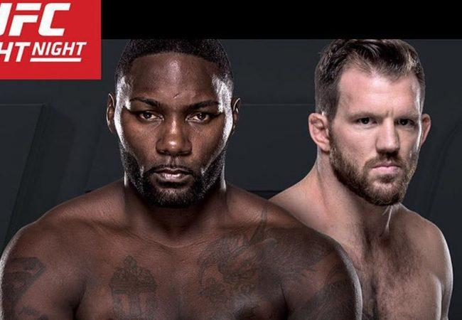 Vídeo: As encaradas de Johnson x Bader e mais 5 brasucas para o UFC deste sábado