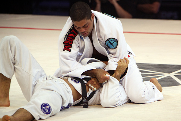 Vídeo: Relembre a técnica batalha entre André Galvão e Ryron Gracie