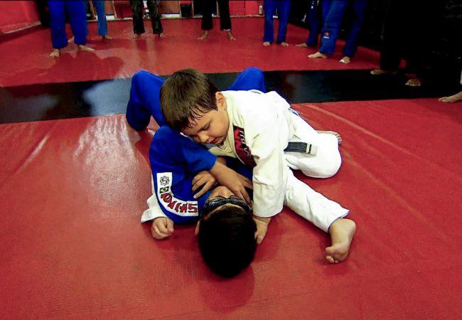 Deu na Globo: criança supera doença rara com ajuda do Jiu-Jitsu