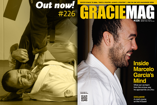 GM #226: Inside Marcelo Garcia's Mind