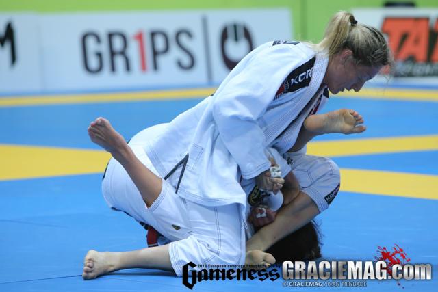 Andresa vs. Luiza Monteiro