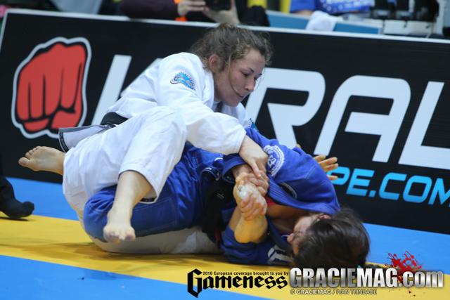 Mackenzie vs.  Olga Lyashevska