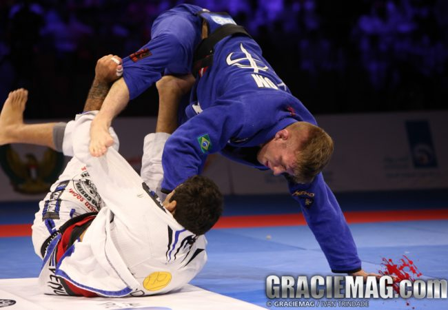 Keenan Cornelius fatura peso e absoluto no US National Pro da UAEJJF