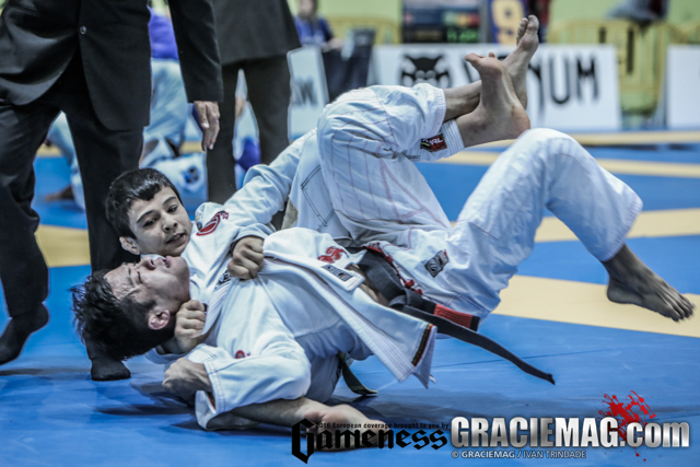 2016 European: the best images from a thrilling Sunday of Jiu-Jitsu in Lisbon