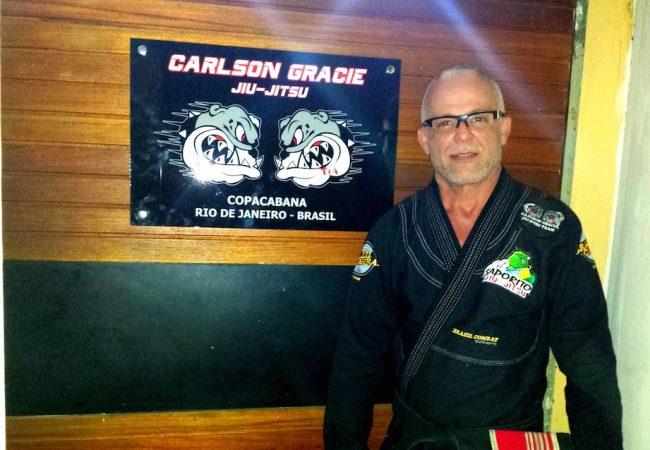 Marcelo Saporito se recupera em casa e já planeja retorno ao Jiu-Jitsu