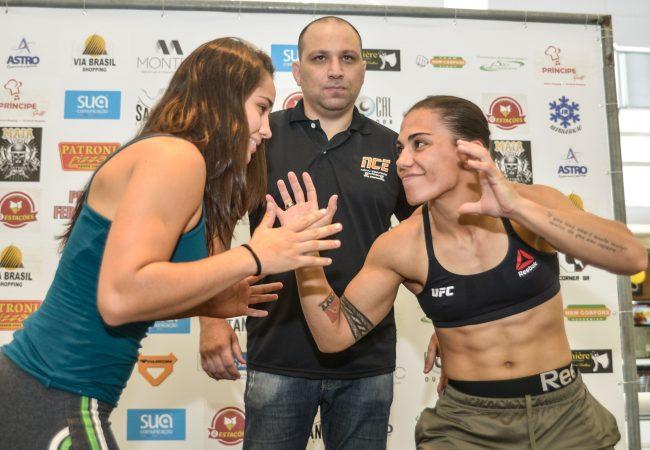 Atleta do UFC, Jéssica Bate-Estaca encara desafio sem kimono no RJ