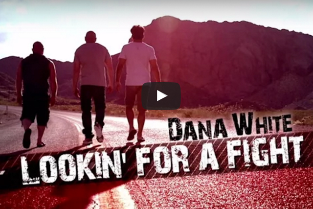 Lookin' for a fight: watch Dana White travel across the globe looking for new talents
