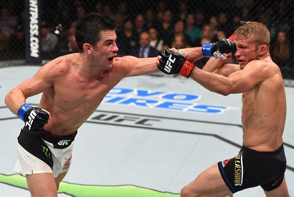 Vídeo: Dominick Cruz supera TJ Dillashaw e reconquista cinturão no UFC em Boston