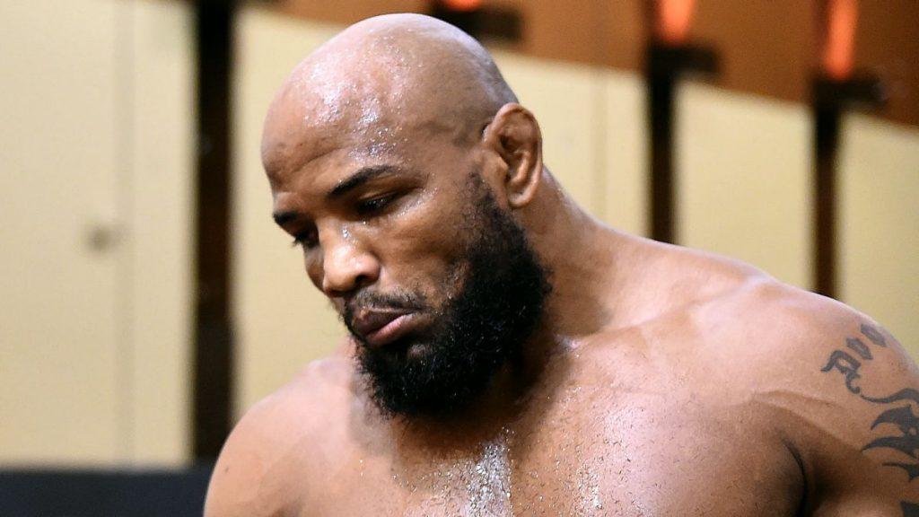 Yoel Romero gerou um alerta entre a USADA e o UFC. Foto: UFC/Divulgação