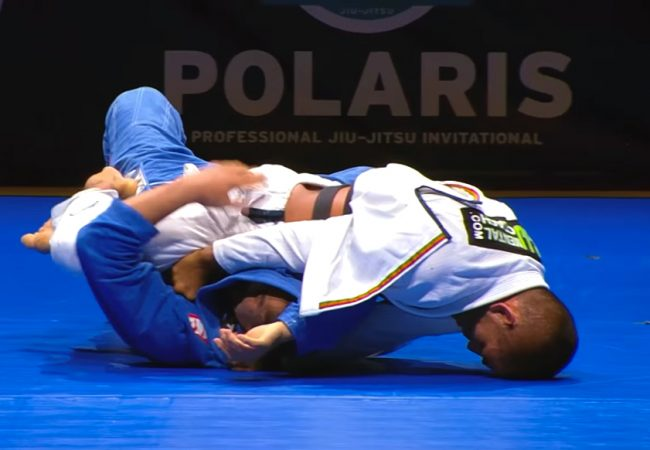 Vídeo: Vitor Shaolin e o estrangulamento de lapela no Polaris 2