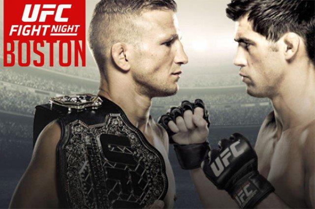 Vídeo: Confira as encaradas e a pesagem do UFC: Dillashaw x Cruz