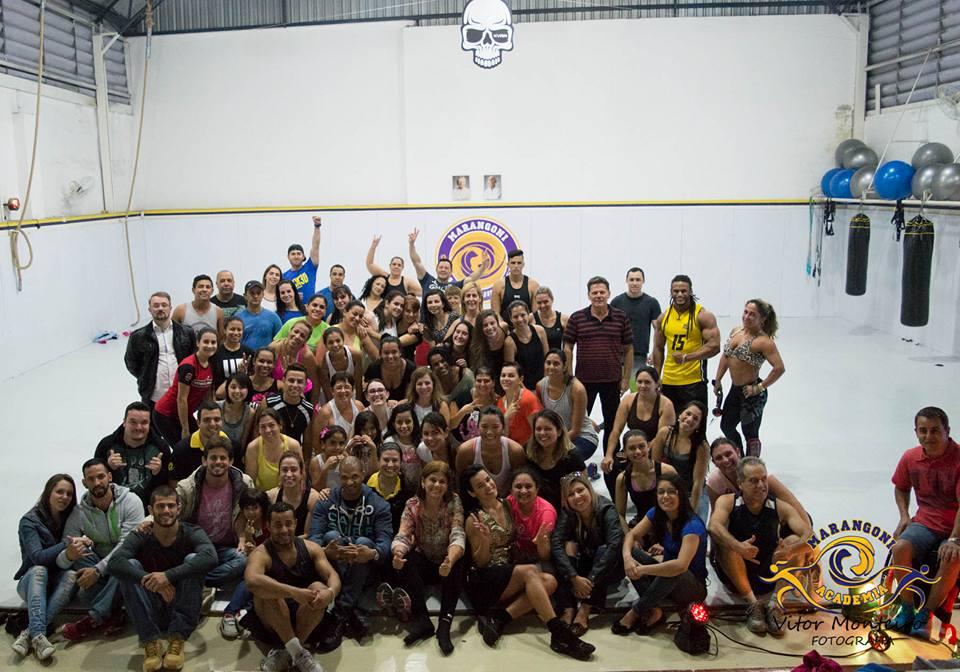 Conheça a Academia Marangoni, nossa GMI no Alto Tietê. Foto: Faceboook/Academia Marangoni