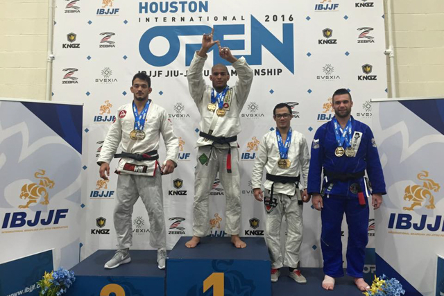 Houston Open: Mahamed Aly tops black belt open class division; other results