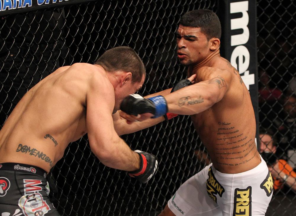 Ronny Markes volta a lutar um evento no Brasil depois de brilhar no UFC e WSOF. Foto: UFC