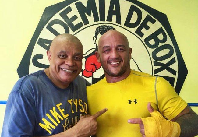Campeão e professor de Jiu-Jitsu Charlão de França é nosso mais novo GMI