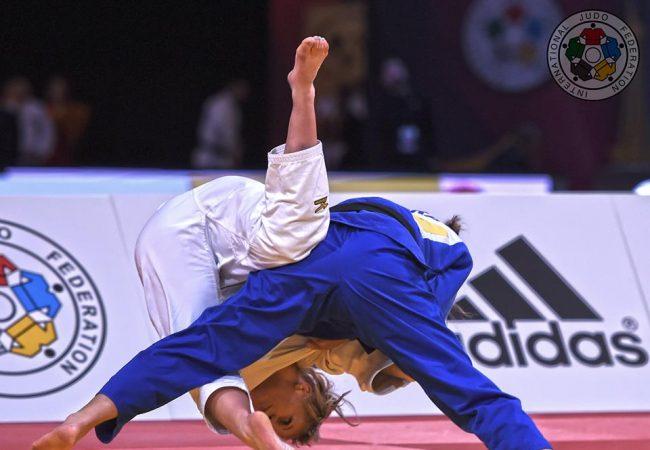 Mayra vence campeã olímpica, é ouro em Paris e ganha moral para Rio-2016