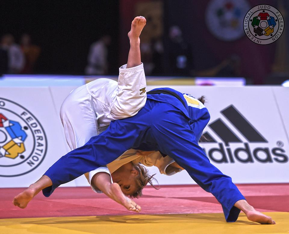 Grand Slam de Paris de judo em 2016