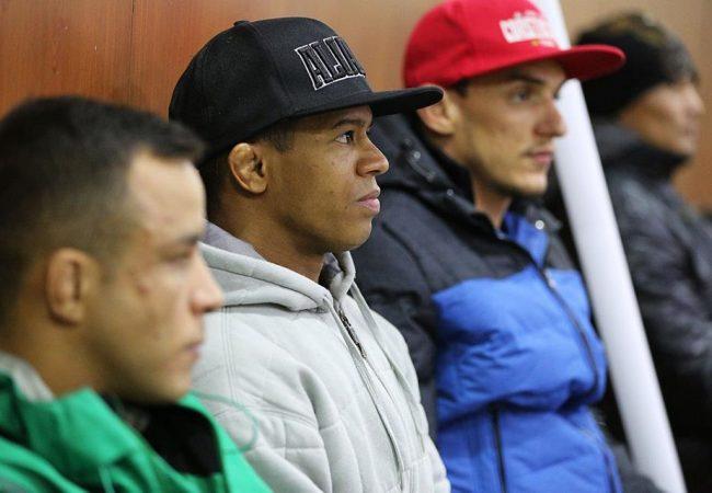 Adriano Mikinho aposta no Jiu-Jitsu para voltar a vencer no One FC