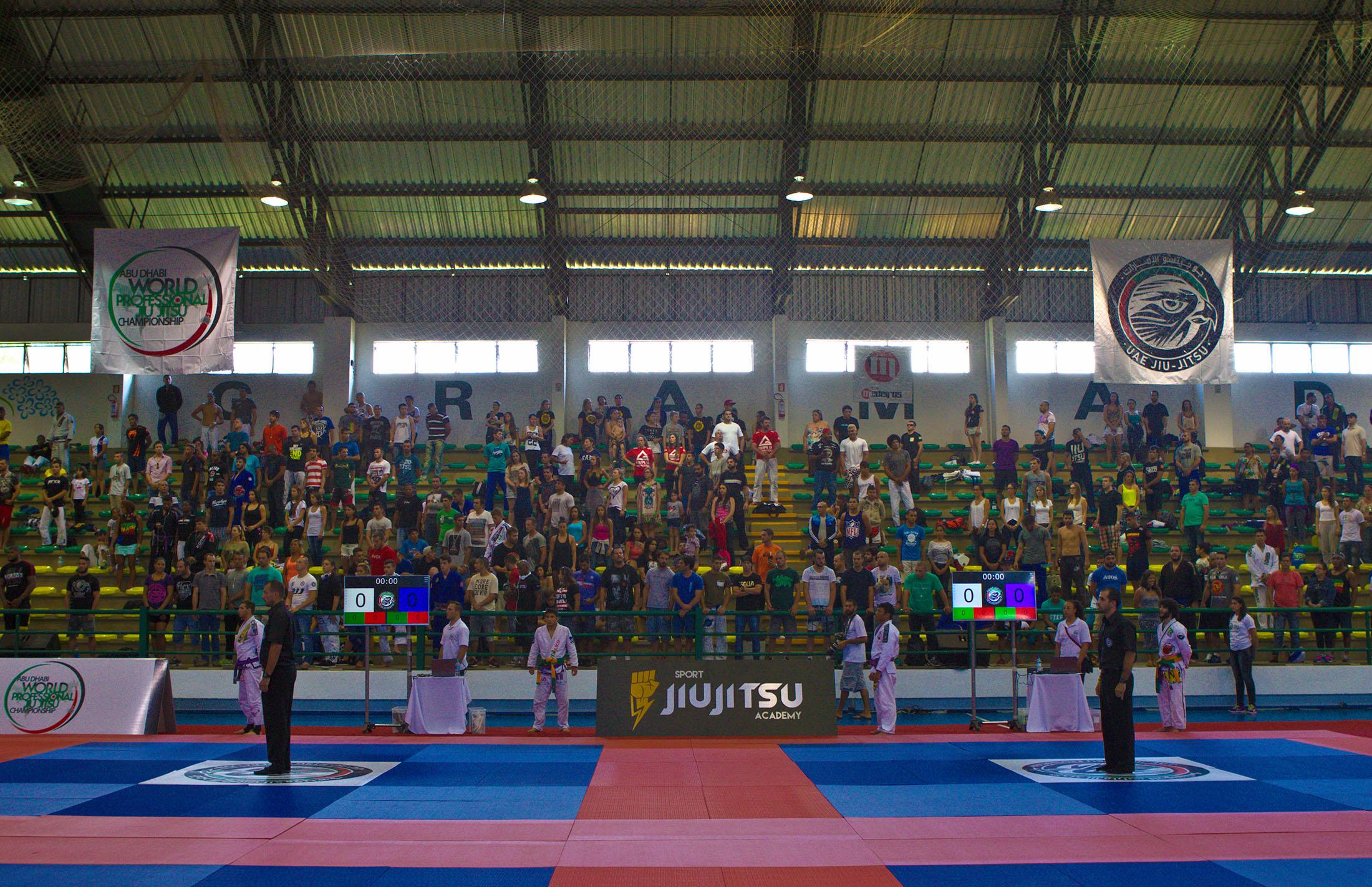O Jiu-Jitsu promete agitar a cidade de Gramado, no sul do país. Foto: Marcelo Falavigna/Sport Jiu Jitsu Academy