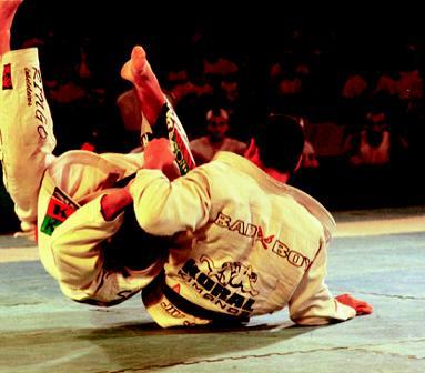 Há 20 anos: O duelo alucinante de Nino Schembri e Margarida no Jiu-Jitsu