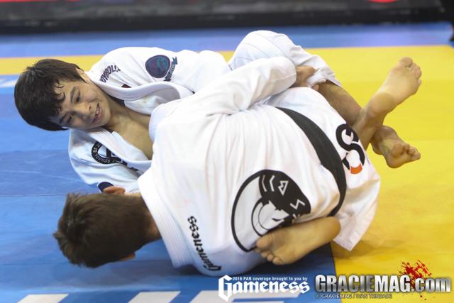 Bê Faria, Lo, Miyao: Reveja 5 grandes lances do Pan de Jiu-Jitsu 2016