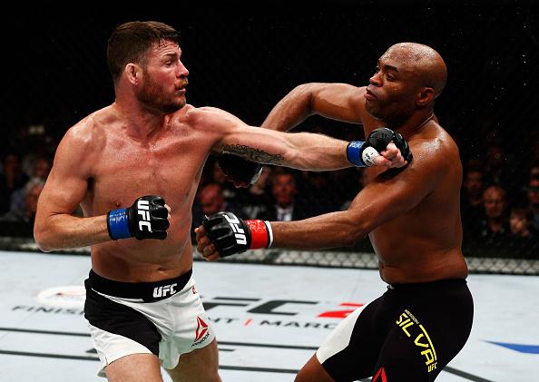 As reações e os bastidores da derrota de Anderson para Bisping no UFC