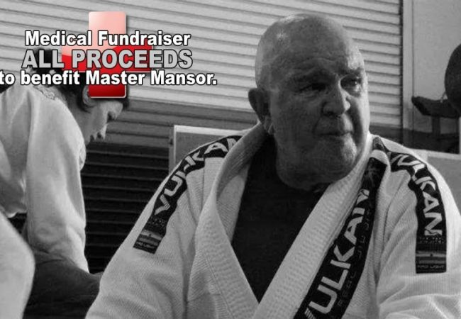 Learn from Joe Moreira and help with Grandmaster Mansor's medical bills
